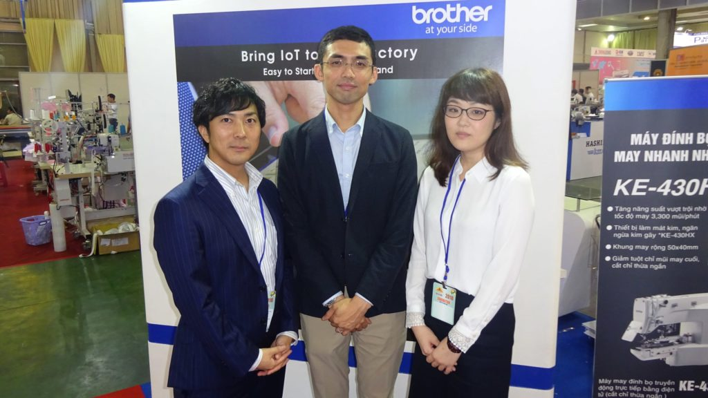 Japanese sewing machine manufacturer Brother keen to launch its IoT software